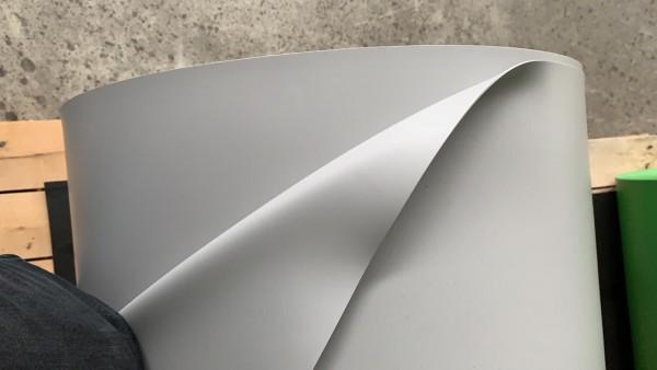 1,5 mm Teichfolie elastplan hellgrau
