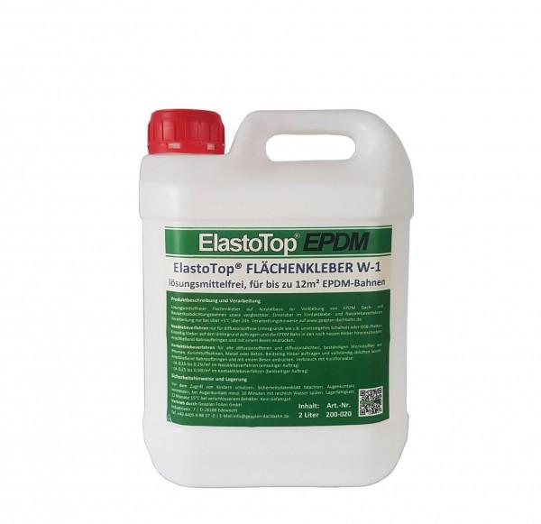 5 Liter wasserbasierter Flächenkleber ElastoTop® EPDM