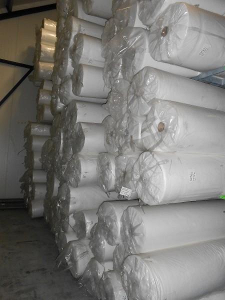 Vlies PES 300 g/m² Rolle 110 m² weiß
