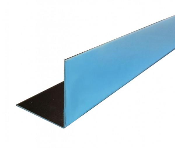Sika PVC-Verbundblech 200 x 5 x 5 cm außen beschichtet Winkel 90°