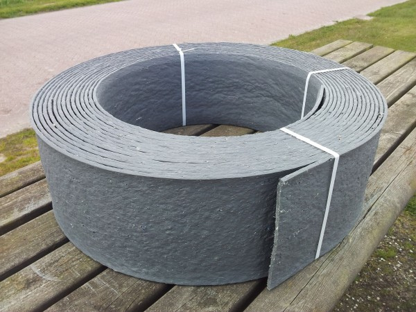Teichrand Band/Rolle 25 m lang 19 cm hoch