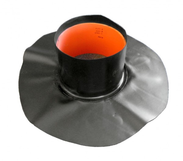 PVC Rohrmanschette